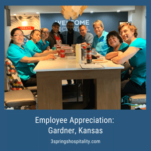 Three Springs Hospitality Gardner Kansas